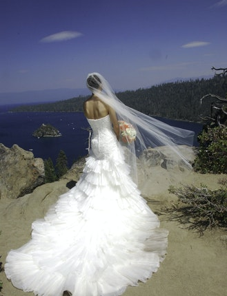 High Mountain Weddings South Lake Tahoe California 7