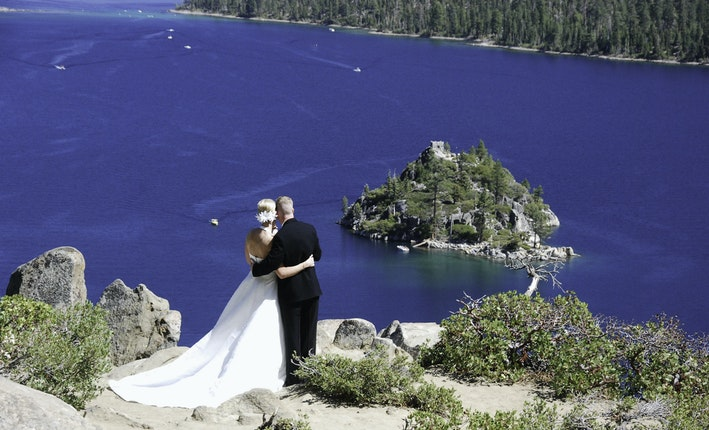 High Mountain Weddings South Lake Tahoe California 4