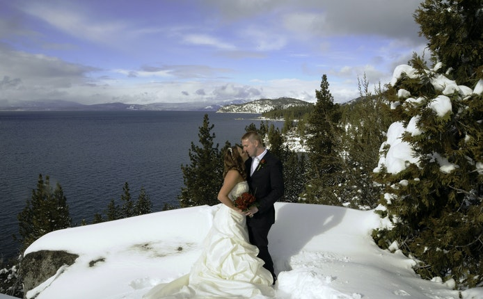High Mountain Weddings South Lake Tahoe California 11