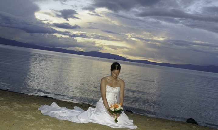 High Mountain Weddings South Lake Tahoe California 14