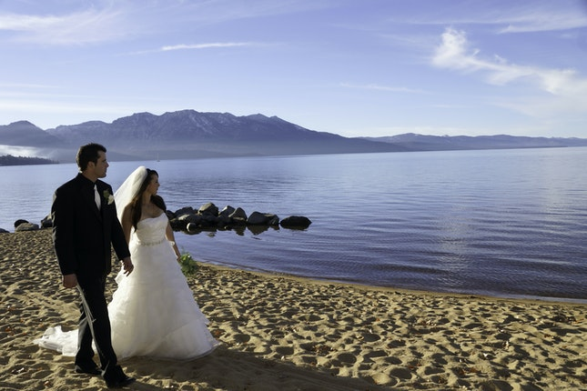 High Mountain Weddings South Lake Tahoe California 15