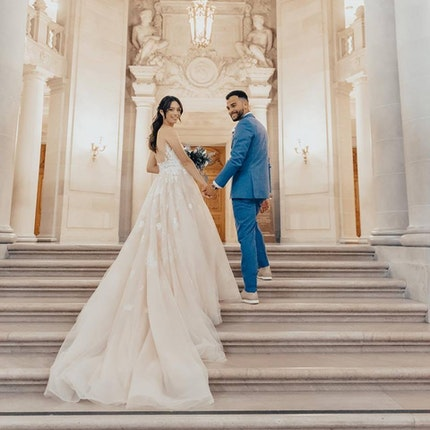Wedding dresses in Pleasanton