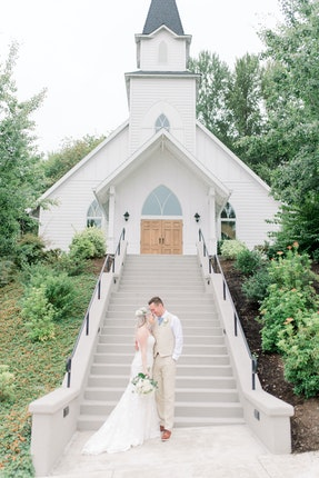 Abernethy Center Oregon City Weddings Portland Wedding