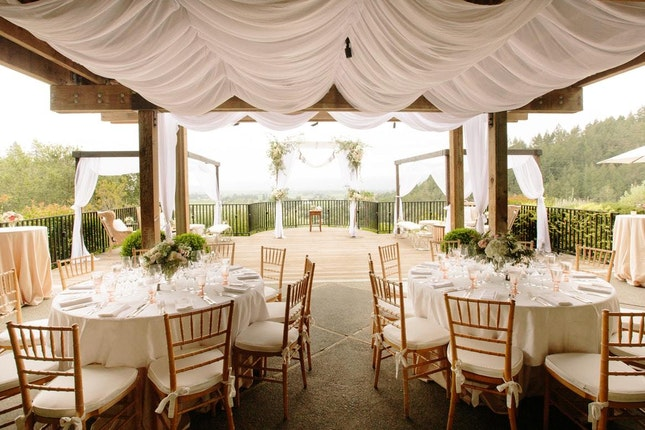 Auberge du Soleil Napa Valley Restaurant Wedding Venue Wine