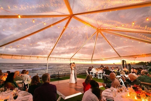 Beach House Restaurant Poipu Kauai Weddings Hawaii Wedding