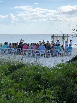 Beach House Waterfront Restaurant Weddings Tampa Bay Wedding Venue