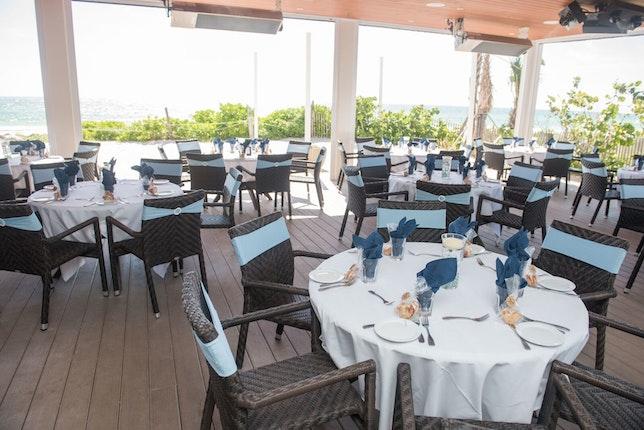 Beach House Waterfront Restaurant Weddings Tampa Bay Wedding