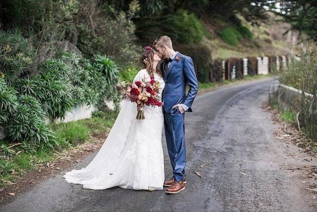 b37b0383ab Secret Gardens wedding location Bodega Bay Northern California ...