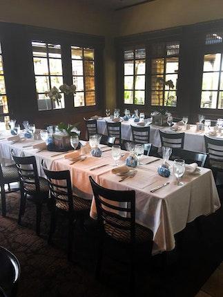 Bridges Restaurant And Bar Wedding Venue Danville Ca 94526