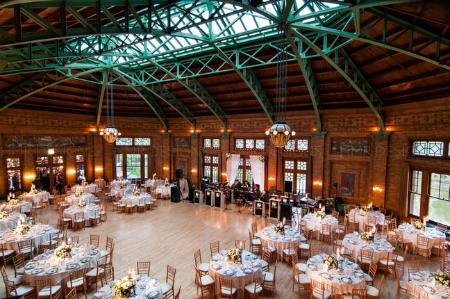 Lincoln Park Zoo Weddings Cafe Brauer