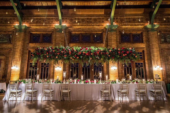 Cafe Brauer At Lincoln Park Zoo Chicago Wedding