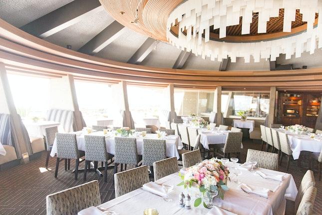 Chart House Dana Point Wedding Venue Pacific Views