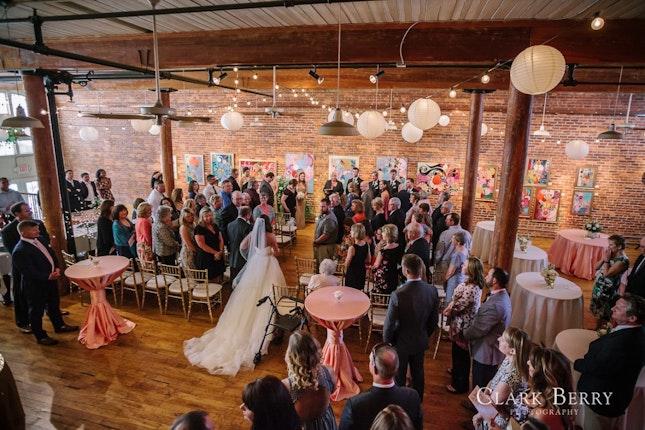 City Art Gallery Wedding Venue Columbia Sc 29201
