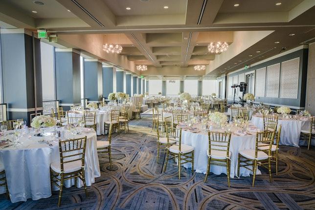City Club Los Angeles Weddings La Wedding Locations 90071