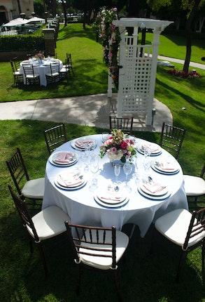 Lakeside Weddings At The Costa Mesa Marriott Wedding Venue Costa