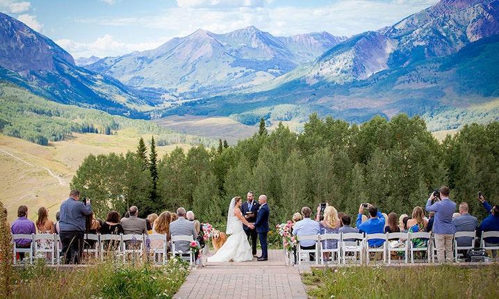 crested butte mountain resort weddings southern colorado wedding