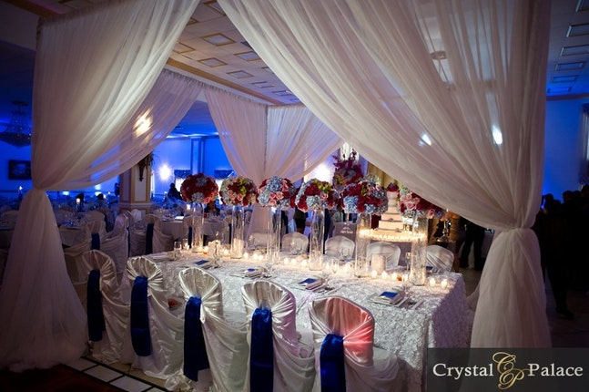 Crystal Palace East Bank New Orleans Weddings Louisiana Wedding