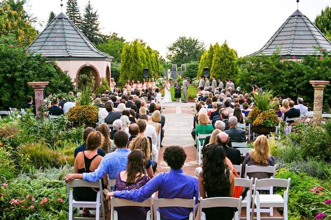 Denver Botanic Gardens at York Street Boulder Weddings Colorado ...