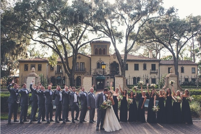 Epping Forest Yacht And Country Club Weddings Jacksonville Wedding