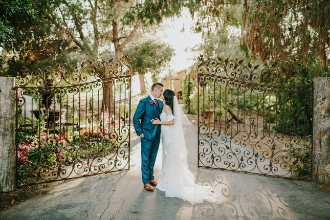 Ethereal Open Air Resort Weddings San Diego Wedding Venue Escondido
