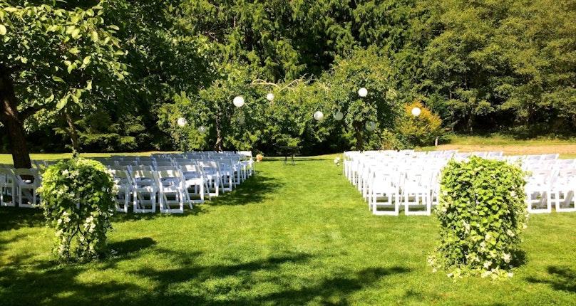 Farm Kitchen Weddings Poulsbo Washington 1