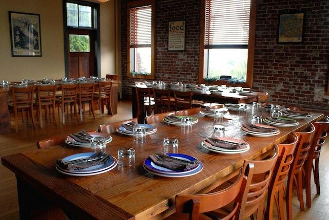 Firehouse Restaurant Portland Oregon 13