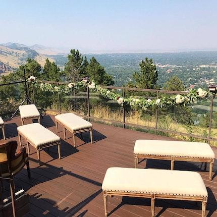 Flagstaff House Restaurant Boulder Weddings Denver Wedding