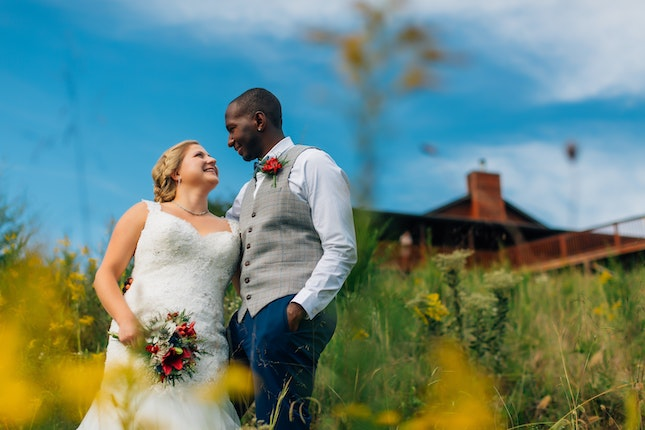 Flower Mountain Weddings And Receptions Sevierville Weddings