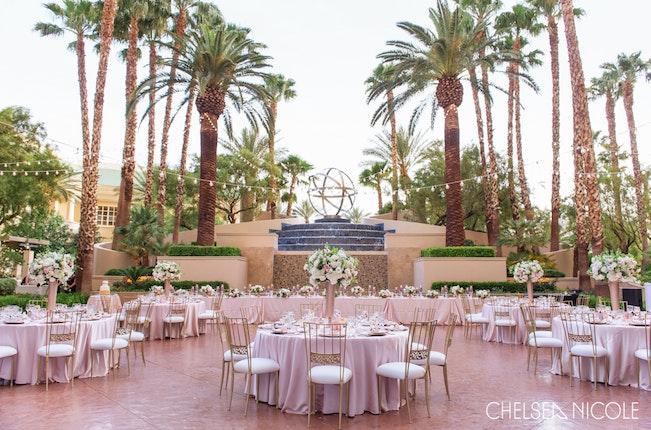 Four Seasons Hotel Las Vegas Weddings The Strip Wedding Venues 89119