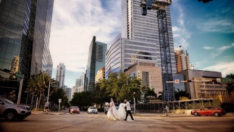 Four Seasons Hotel Miami Downtown Miami Weddings Florida