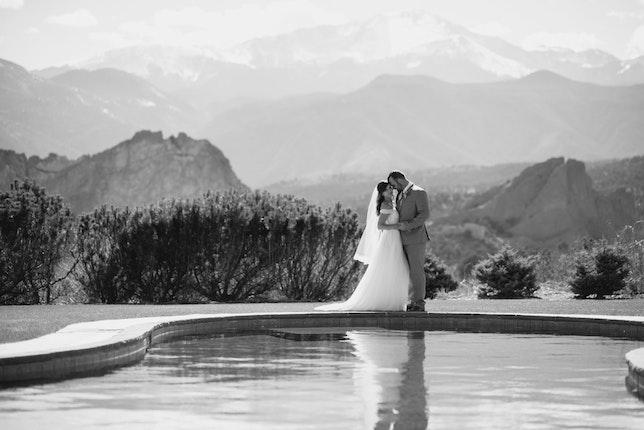 Garden Of The Gods Collection Weddings Colorado Springs