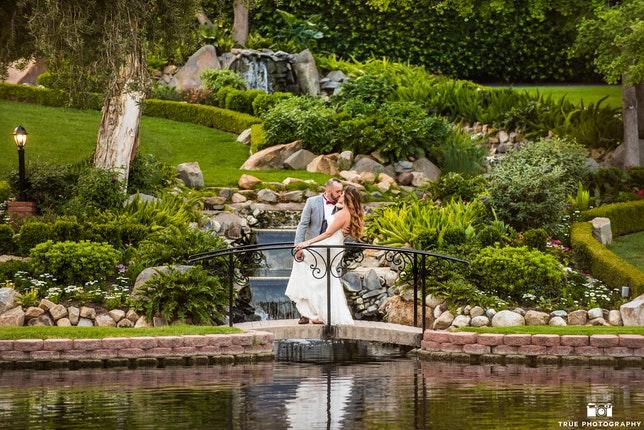 Grand Tradition Estate and Gardens San Diego Wedding Location ...