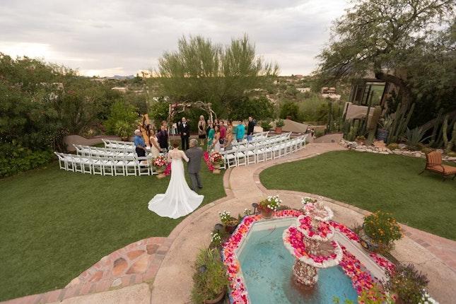 Hacienda Del Sol Tucson Weddings Southern Arizona Wedding