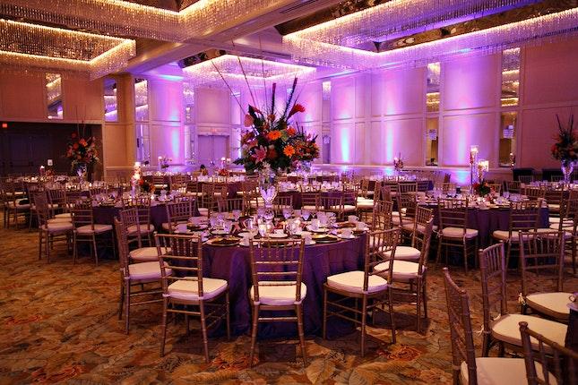 Hilton Los Angeles Airport Wedding Venue Near LAX 90045