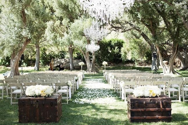 Hummingbird Nest Ranch Wedding Venue Garden Mountains SoCal