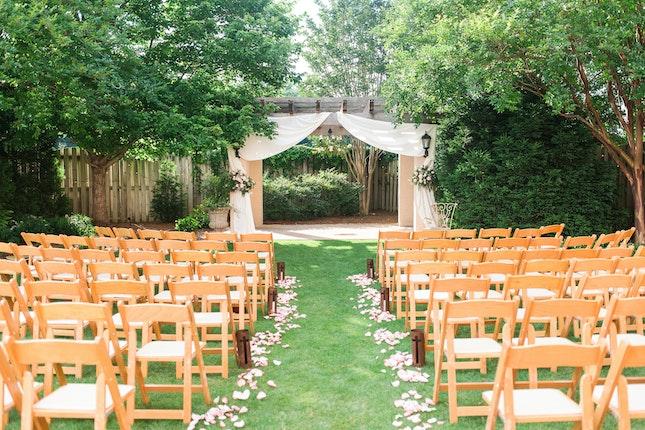 Huntsville Botanical Garden North Alabama Wedding Venue