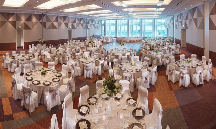 Intercontinental Hotel San Francisco Wedding Venues 94103