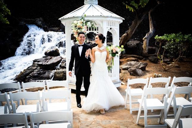Kahala Hotel Resort Honolulu Wedding Ceremonies Hawaii