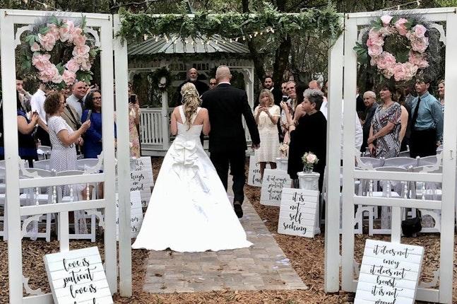 La Belle Amour Weddings Tampa Bay Wedding Venue Tampa Fl 33619