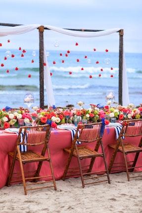 Weddings La Jolla Beach And Tennis Club La Jolla Weddings San Diego