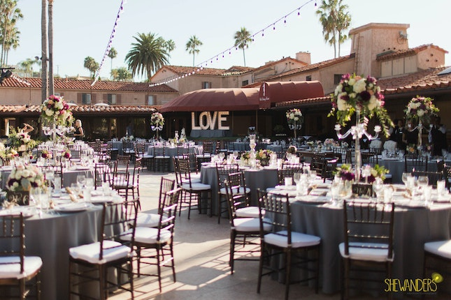 Weddings La Jolla Beach And Tennis Club La Jolla Weddings