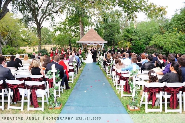 mona lisa events at le jardin houston texas 1 - Le Jardin