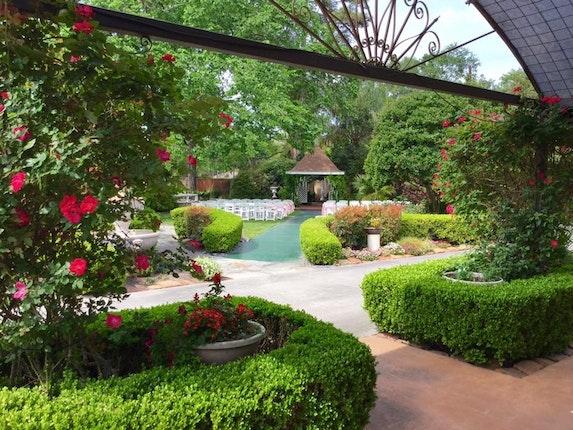 mona lisa events at le jardin houston texas 4 - Le Jardin