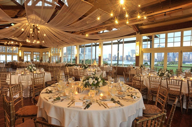 Liberty House Restaurant Jersey City Weddings Manhattan