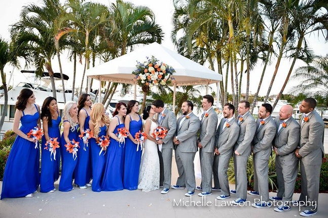 Lighthouse Point Yacht Club Weddings Fort Lauderdale Wedding