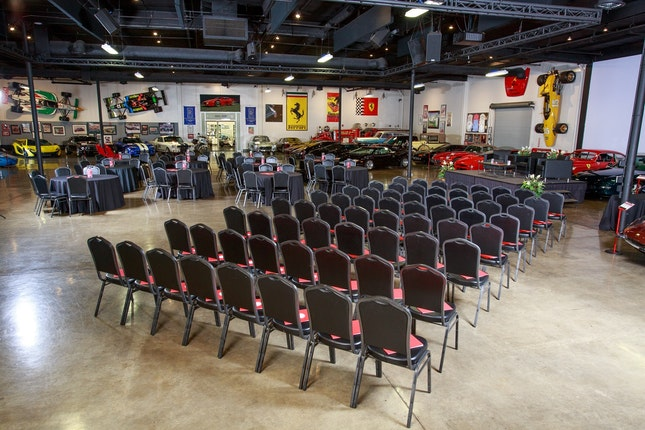 The Marconi Automotive Museum and Foundation for Kids Tustin