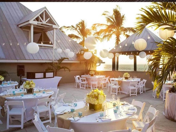 Margaritaville Resort & Marina Key West Weddings Florida