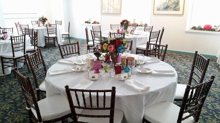 mariner s church banquet center weddings maine wedding venue