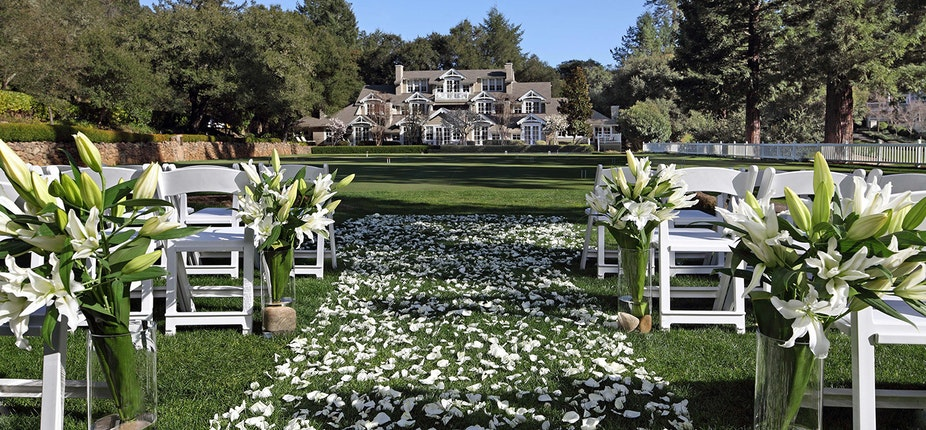 Napa Wedding Venues.Meadowood Napa Valley Wedding Venues St Helena Ca 94574 Wine