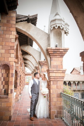 The Mission Inn Hotel And Spa Riverside Ca Wedding Location